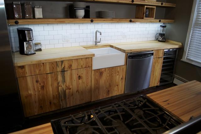Led Light Strip Under Shelves Kitchen Contemporary Kitchen By Environmentallights Com