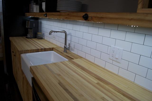 LED Light Strip Under Shelves Kitchen - Contemporary - Kitchen - by EnvironmentalLights.com