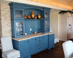 Leeman House traditional-kitchen