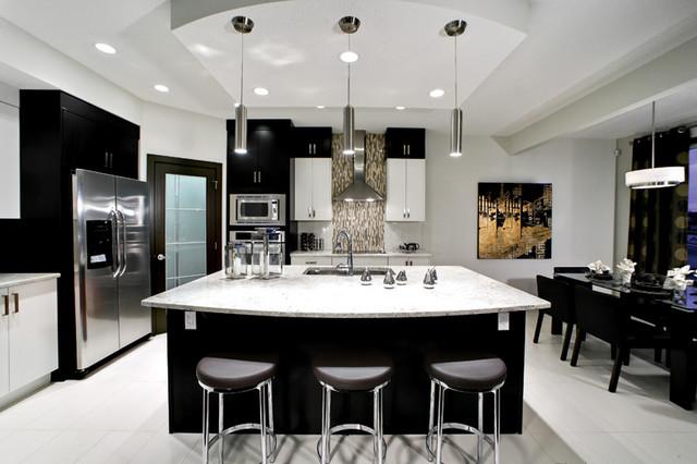 Leera Showhome (Previous Showhome) contemporary-kitchen