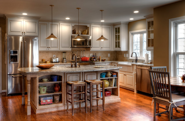 Leesburg Kitchen Remodel traditional-kitchen