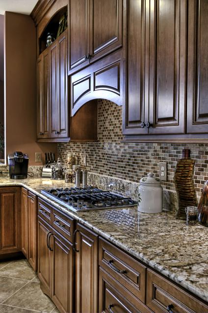 Leesburg Traditional Kitchen - Range traditional-kitchen