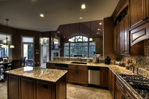 Really nice kitchen wondering whether you can share the for Nice small kitchen designs