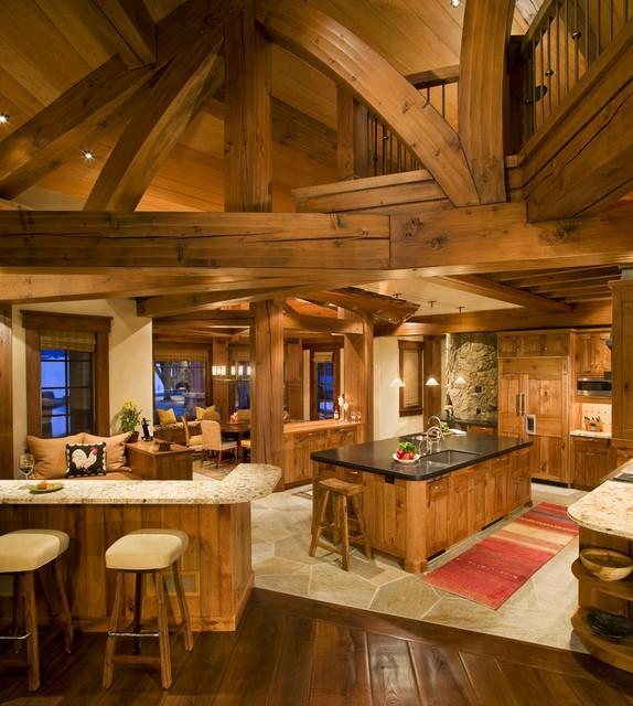 Legacy Heavy Timber Frame Custom Home W/ Observatory