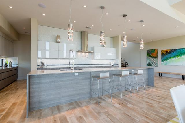 Leicht USA   Arete Logan's Hollow - Contemporary - Kitchen ...