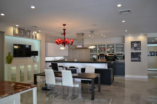 Leicht Westchester Showroom Modern Kitchen New York By Leicht New York Leicht Westchester