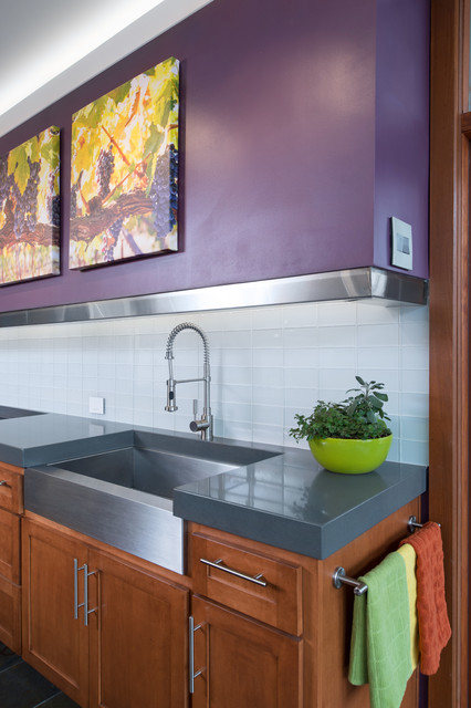 Lenexa Cloud Kitchen Contemporary Kitchen Kansas City By Total Home