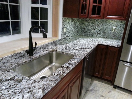 Thank you for photo of lennon granite as countertop for Lennon granite countertops