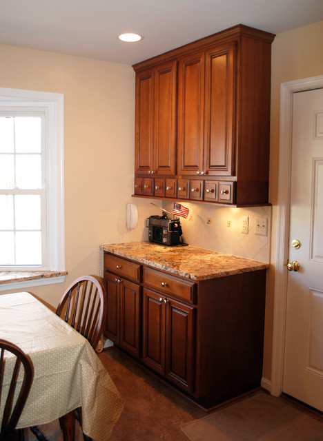 Lensis Builders, Inc. traditional-kitchen