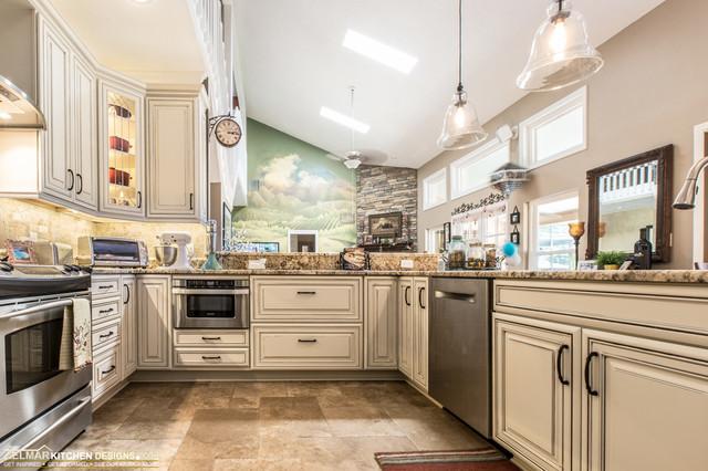 Zelmar Kitchen Designs More