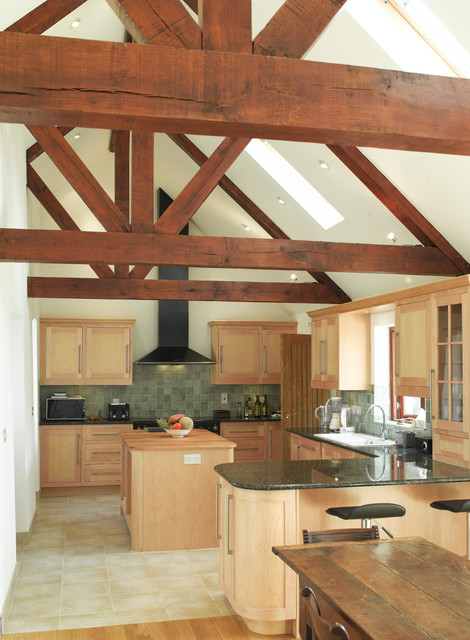 les landes farm country kitchen channel islands by