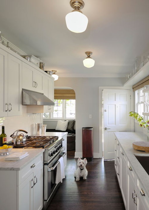 Small kitchen lighting ideas lights online blog for Traditional kitchen light fixtures