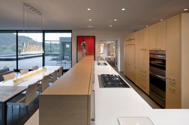 Levin Kitchen contemporary-kitchen
