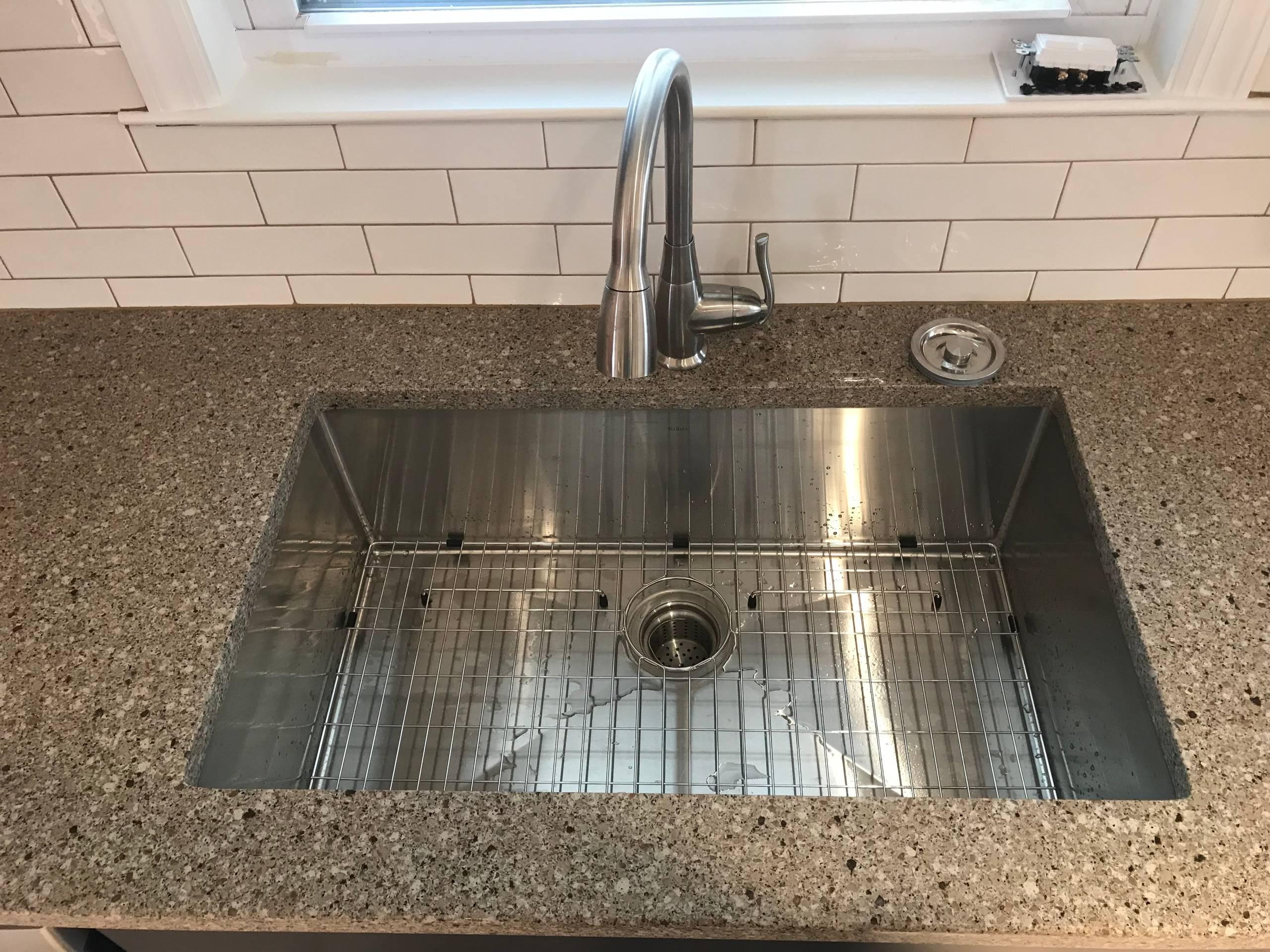 Levons Kitchen Remodel