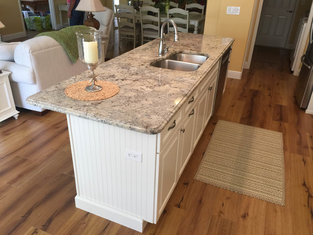 Lewis Residence Shabby Chic Style Kitchen Other
