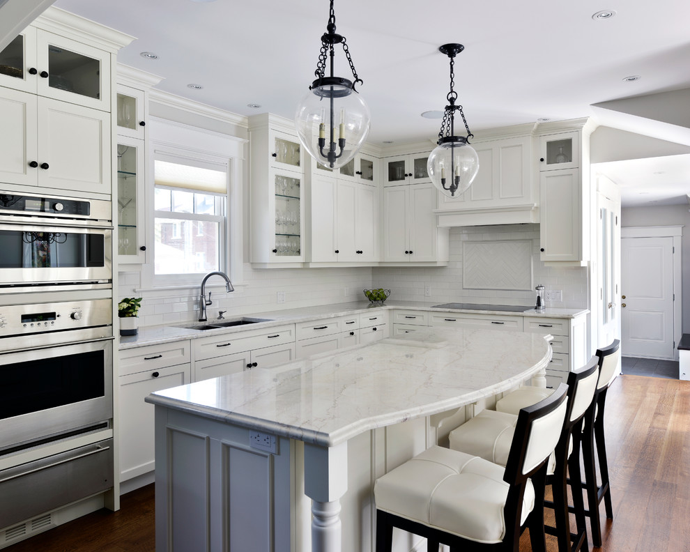 LEWIS Residence - Traditional - Kitchen - Ottawa - by ...