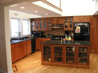 Kitchen suite toonzaal