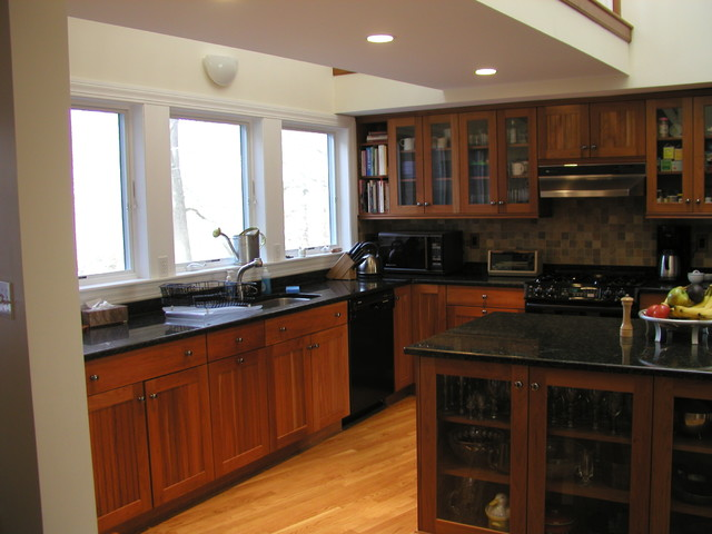 Lexington Addition With Kitchen And Master Suite Traditional Kitchen Boston By Donelan