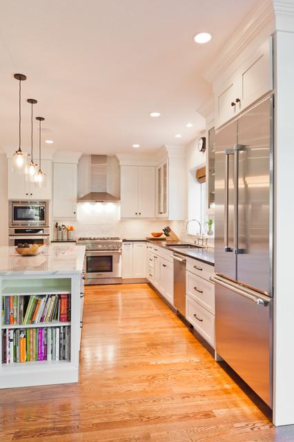 Lexington Update traditional-kitchen