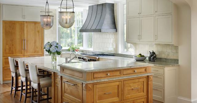 LG Construction + Development Kitchen traditional-kitchen