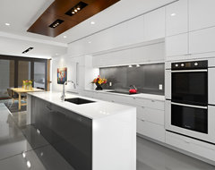 LG House - Kitchen contemporary-kitchen