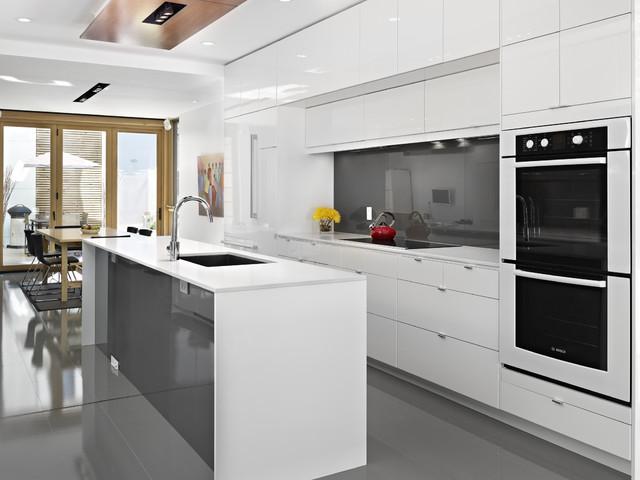 Lg House Kitchen Contemporary Kitchen Edmonton By