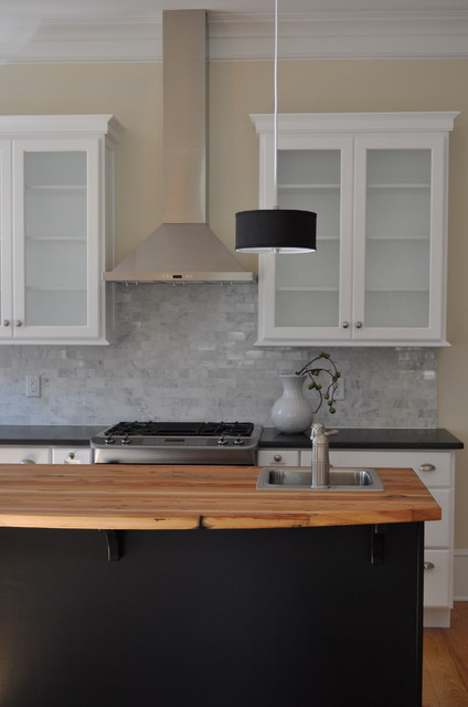 Liberty Cottage contemporary-kitchen