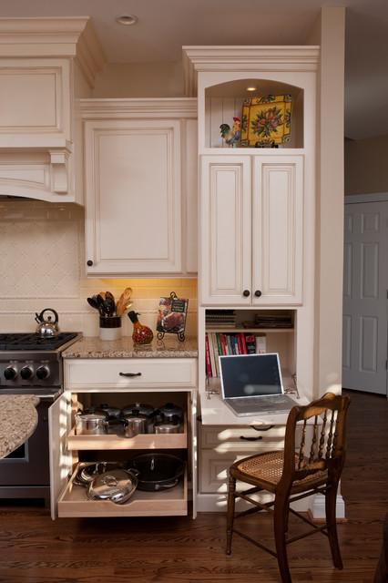 Libertyville Traditional Kitchen