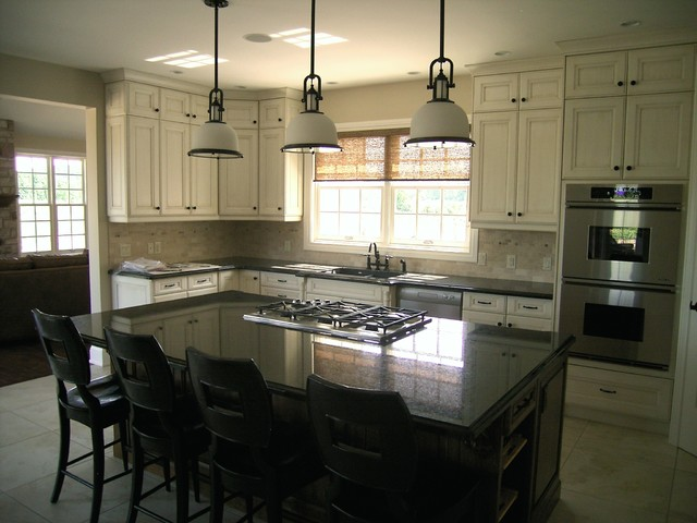 Lifestyle Homes traditional-kitchen