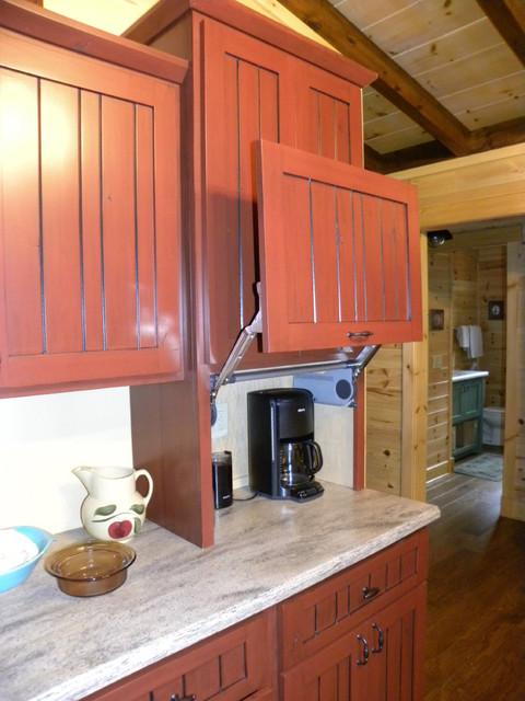 Lift Up Door On Liance Garagefarmhouse Kitchen
