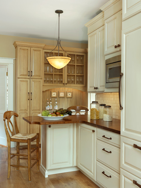 light and airy kitchen  traditional  kitchen  st louis
