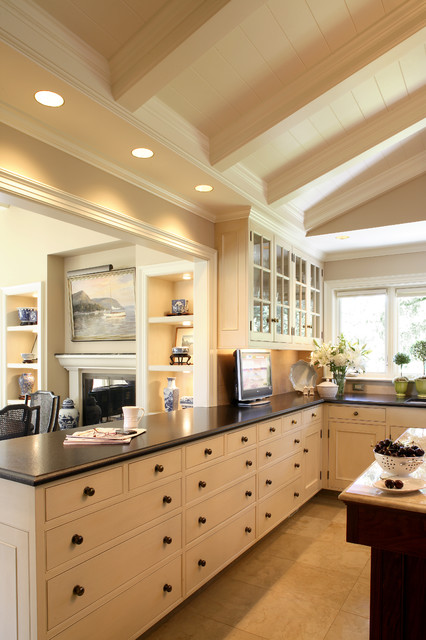 Light classic for Classic traditional kitchen