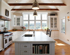 Light Farm-Kitchen farmhouse-kitchen
