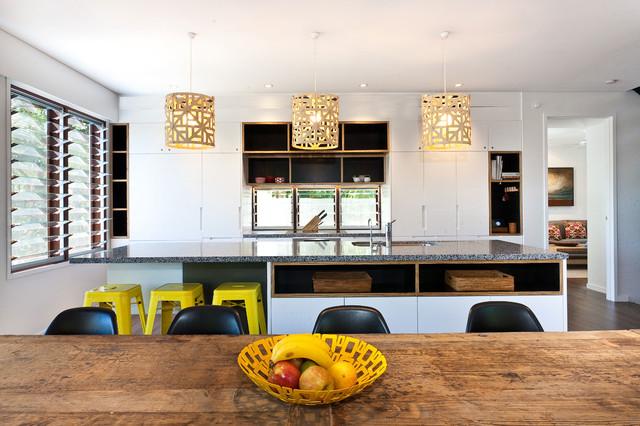 LIGHTHOUSE RD BYRON BAY I Contemporary Kitchen