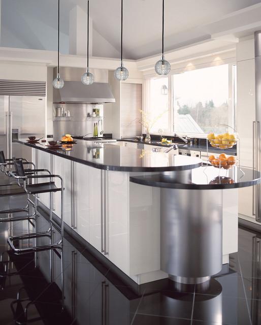 Lighting Modern Kitchen Dallas By American