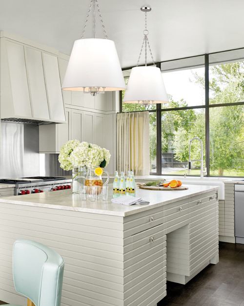 Pendants Vs Chandeliers Over A Kitchen Island ReviewsRatingsPrices - Large kitchen pendants