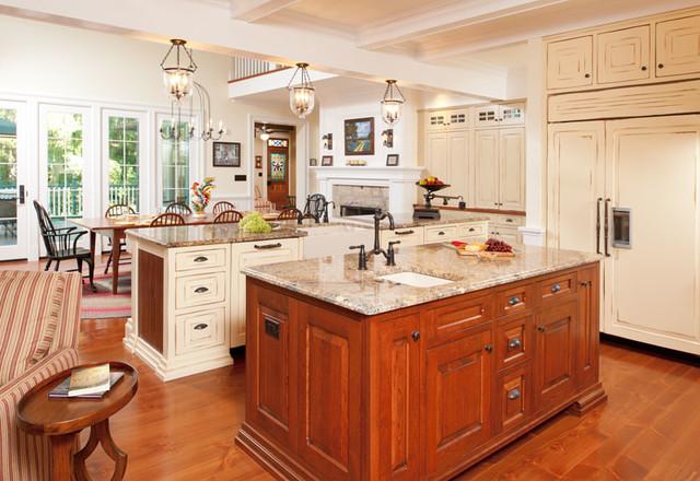 Ligonier Farm House farmhouse-kitchen