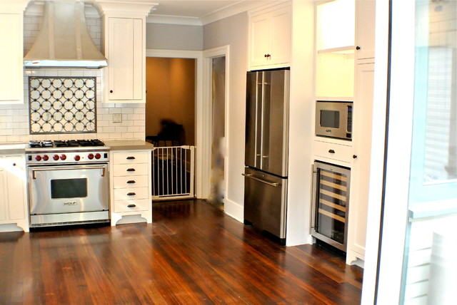 Lillian Cherian Contemporary Kitchen Other By