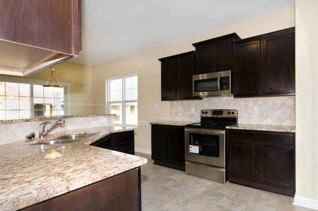 Lily Kitchen raleigh by McKee Homes