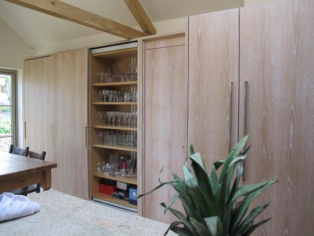 Limed Oak Kitchen Modern Kitchen Other By Sealey Furniture