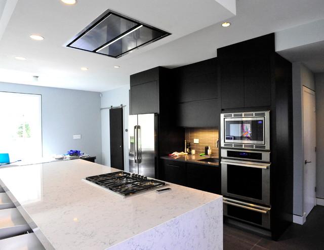 Lincoln, MA Kitchen contemporary-kitchen