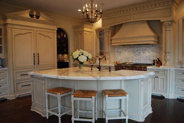 Lincoln Park Estate traditional-kitchen