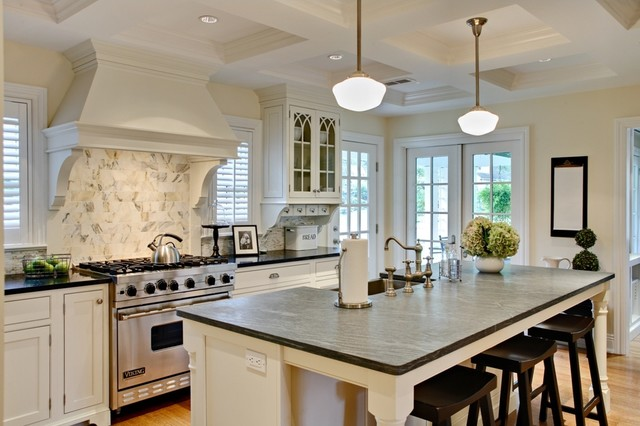Lincoln Residence traditional kitchen