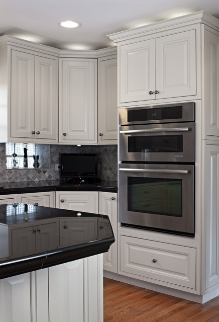Lincolnwood, Il -- Kitchen Remodeling contemporary kitchen