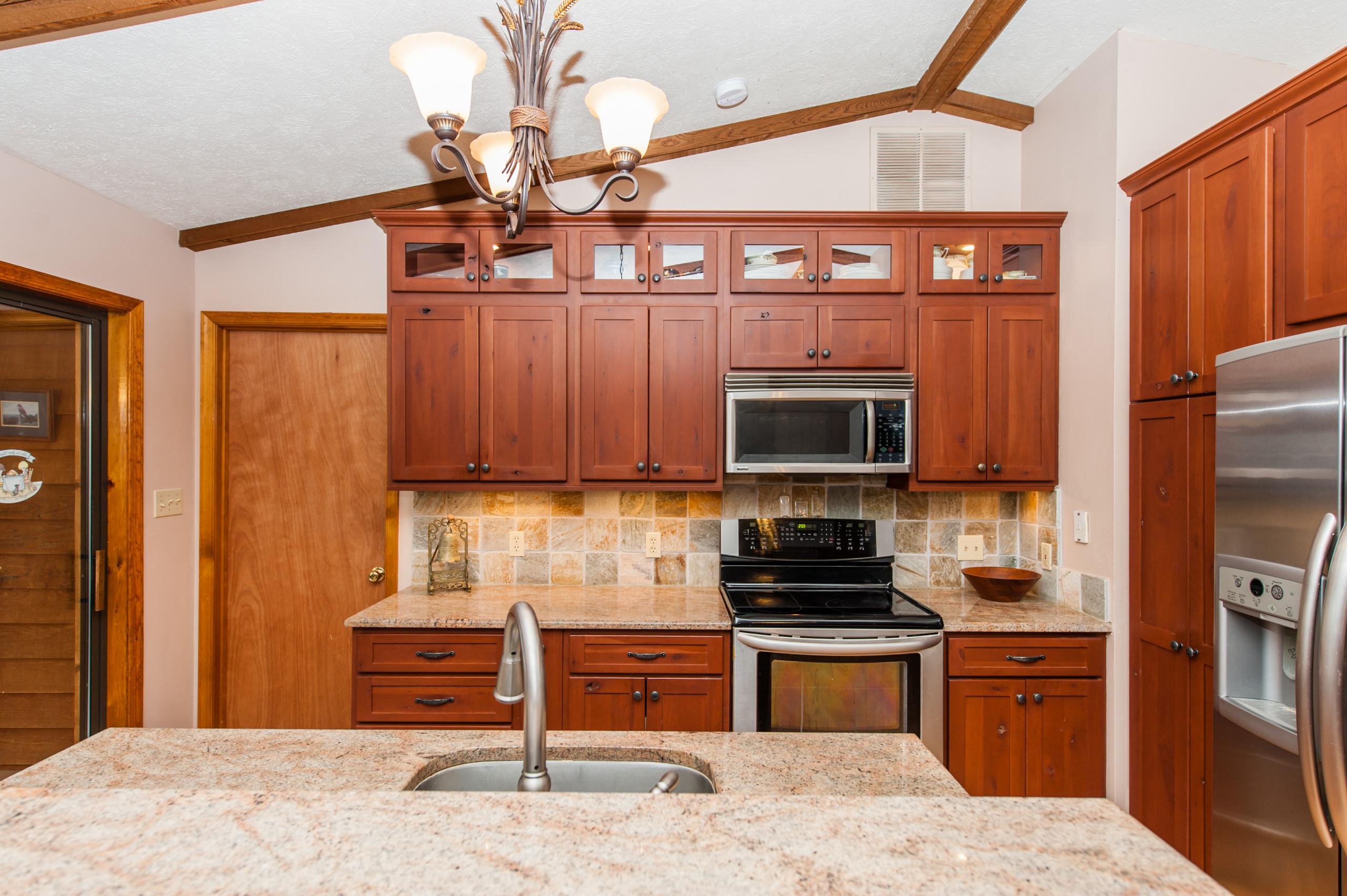 Linden, VA Kitchen