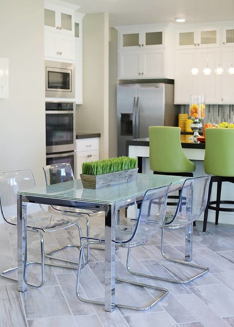 Lindon Sweetwater Homes Parade Home contemporary-kitchen