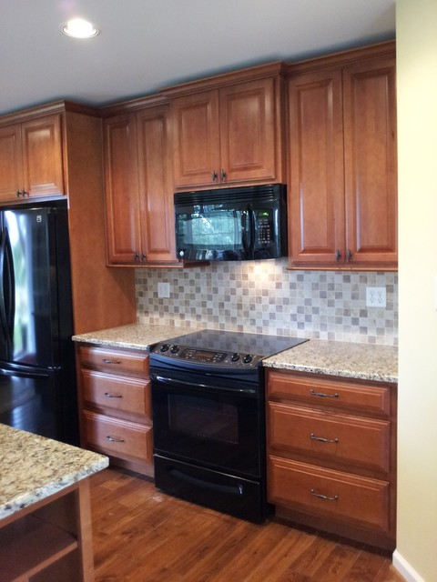 Linville traditional-kitchen