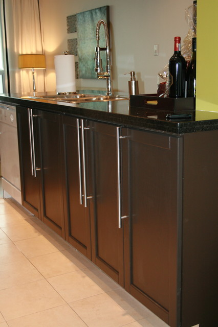 Lissee Interiors - Contemporary - Kitchen - toronto - by Lissee Interiors