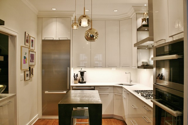 Lit Up Heights - Kitchen - Chicago - by Andersonville ...