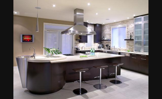 Little gem moderno cucina montreal di nouvelle cuisine - Nouvelle cuisine montreal ...